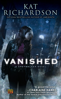 Vanished: A Greywalker Novel, Richardson, Kat