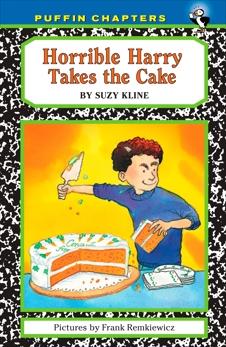 Horrible Harry Takes the Cake, Kline, Suzy