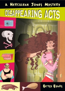 Disappearing Acts, Byars, Betsy