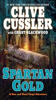 Spartan Gold, Blackwood, Grant & Cussler, Clive