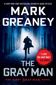 The Gray Man, Greaney, Mark