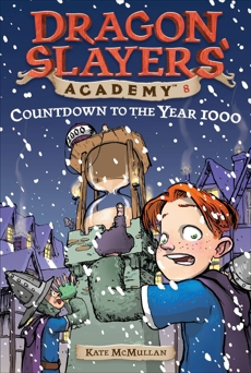 Countdown to the Year 1000 #8, McMullan, Kate