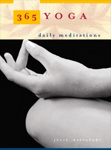 365 Yoga, Rappaport, Julie