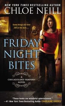 Friday Night Bites, Neill, Chloe