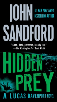 Hidden Prey, Sandford, John