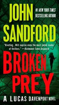 Broken Prey, Sandford, John