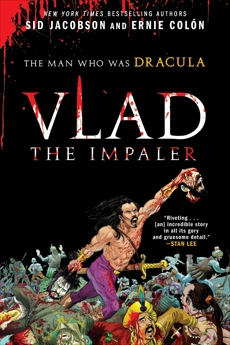 Vlad the Impaler: The Man Who Was Dracula, Jacobson, Sid