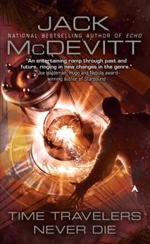 Time Travelers Never Die, McDevitt, Jack
