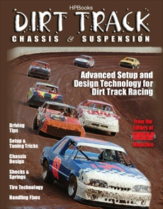 Dirt Track Chassis and SuspensionHP1511: Advanced Setup and Design Technology for Dirt Track Racing,