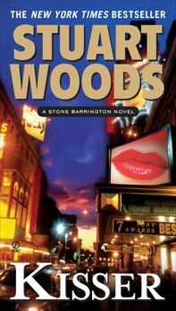 Kisser: A Stone Barrington Novel, Woods, Stuart
