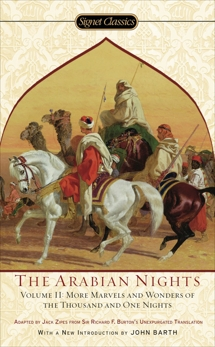 The Arabian Nights, Volume II,