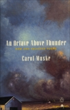 An Octave Above Thunder: New and Selected Poems, Muske, Carol