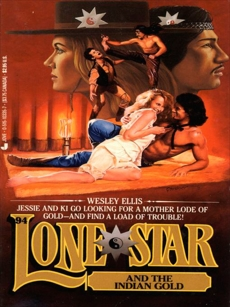 Lone Star 94/indian, Ellis, Wesley