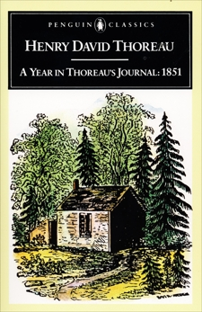 A Year in Thoreau's Journal: 1851, Thoreau, Henry David