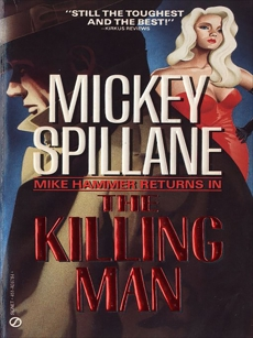 The Killing Man, Spillane, Mickey