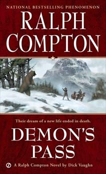 Ralph Compton Demon's Pass, Compton, Ralph & Vaughan, Robert