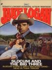 Slocum 241: Slocum and the Big Three, Logan, Jake