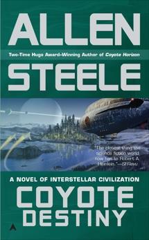 Coyote Destiny, Steele, Allen