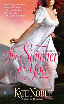 The Summer of You, Noble, Kate