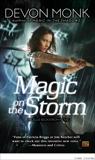 Magic on the Storm: An Allie Beckstrom Novel, Monk, Devon