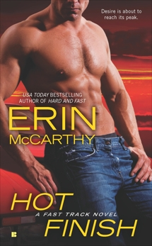 Hot Finish, McCarthy, Erin