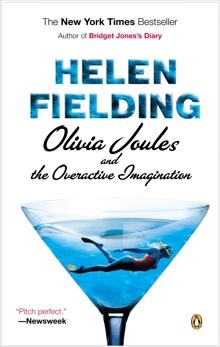 Olivia Joules and the Overactive Imagination, Fielding, Helen