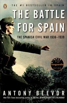 The Battle for Spain: The Spanish Civil War 1936-1939, Beevor, Antony