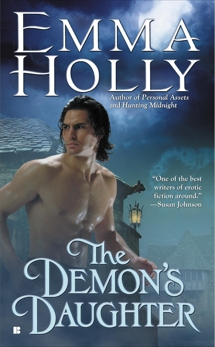 The Demon's Daughter, Holly, Emma