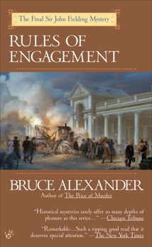 Rules of Engagement, Alexander, Bruce