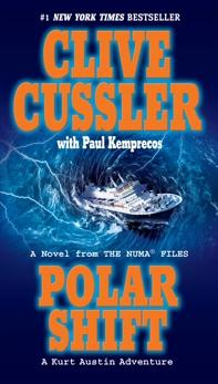 Polar Shift, Cussler, Clive & Kemprecos, Paul