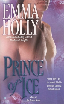 Prince of Ice: A Tale of the Demon World, Holly, Emma