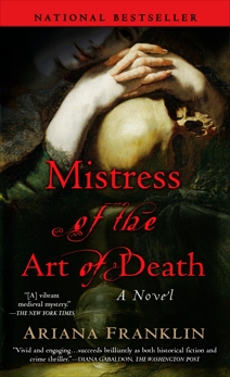 Mistress of the Art of Death, Franklin, Ariana