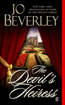 The Devil's Heiress, Beverley, Jo