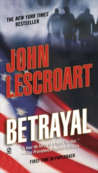 Betrayal, Lescroart, John
