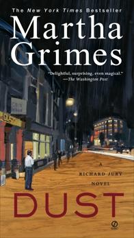 Dust: A Richard Jury Mystery, Grimes, Martha