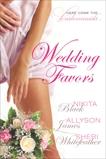 Wedding Favors, Whitefeather, Sheri & Black, Nikita & James, Allyson