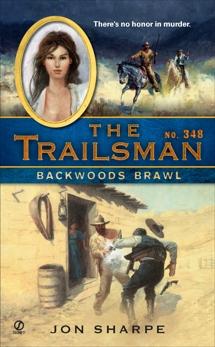The Trailsman #347: Dakota Death Trap, Sharpe, Jon