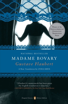 Madame Bovary: (Penguin Classics Deluxe Edition), Flaubert, Gustave