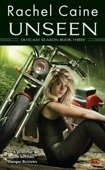 Unseen: Outcast Season: Book Three, Caine, Rachel