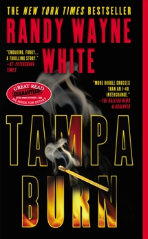 Tampa Burn, White, Randy Wayne
