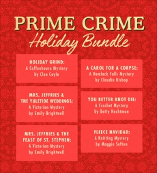 Prime Crime Holiday Bundle, Coyle, Cleo & Sefton, Maggie & Brightwell, Emily & Hechtman, Betty & Bishop, Claudia
