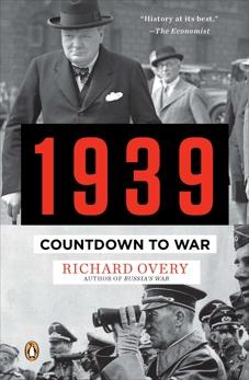 1939: Countdown to War, Overy, Richard
