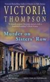 Murder on Sisters' Row: A Gaslight Mystery, Thompson, Victoria