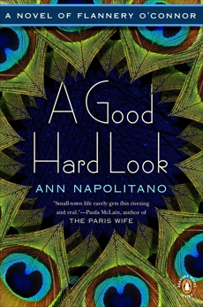 A Good Hard Look: A Novel of Flannery O'Connor, Napolitano, Ann