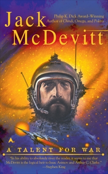 A Talent For War, McDevitt, Jack