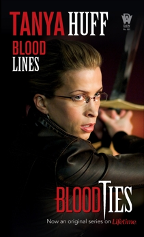 Blood Lines, Huff, Tanya