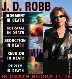 J.D. Robb  THE IN DEATH COLLECTION Books 11-15, Robb, J. D. & Roberts, Nora