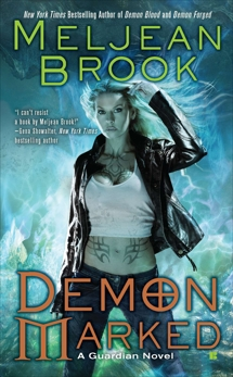 Demon Marked, Brook, Meljean