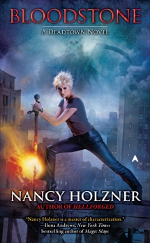 Bloodstone, Holzner, Nancy