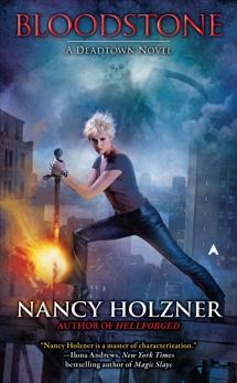 Bloodstone, Holzner, Nancy